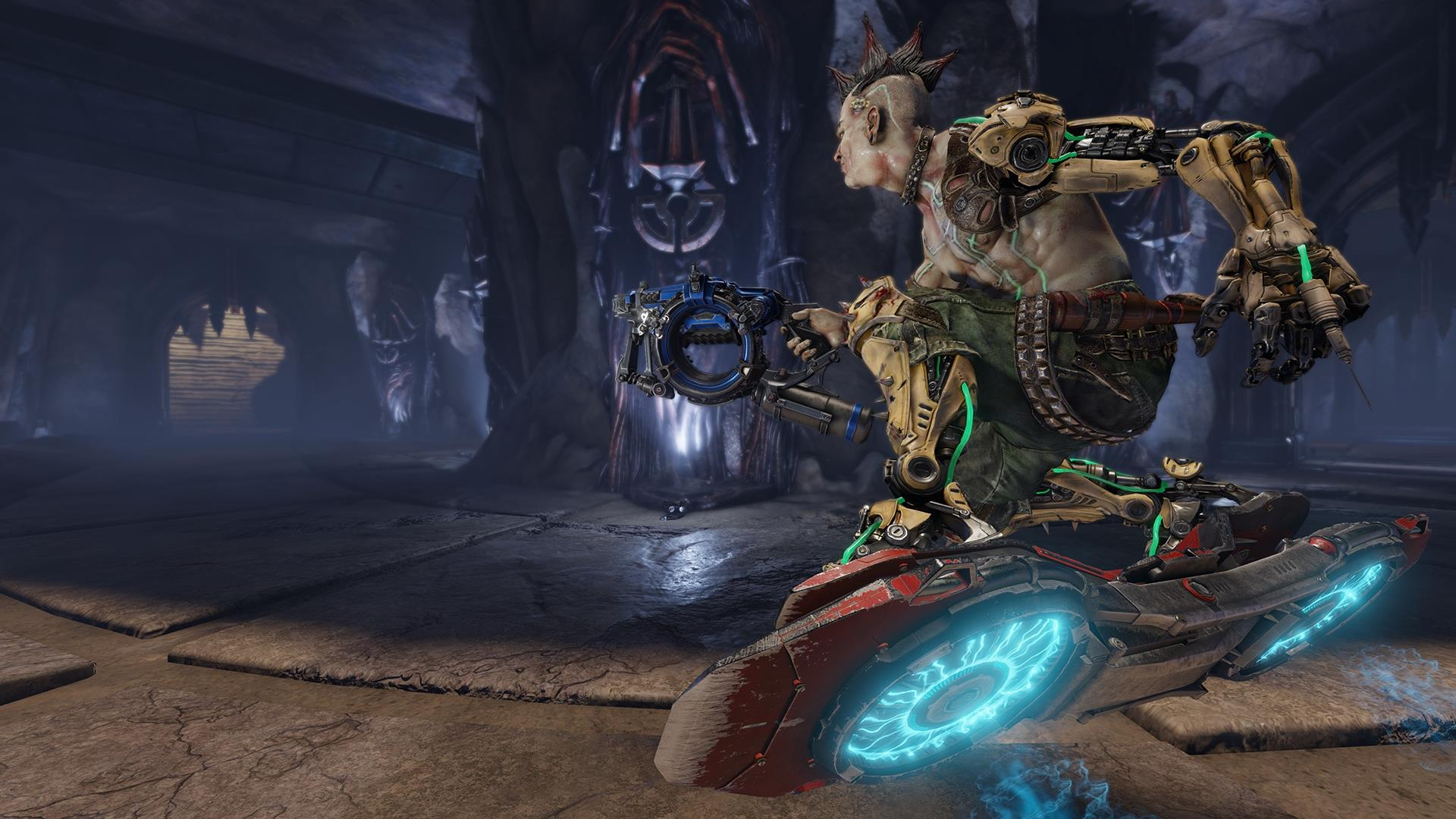 Quake Champions Could be Free-to-Play?