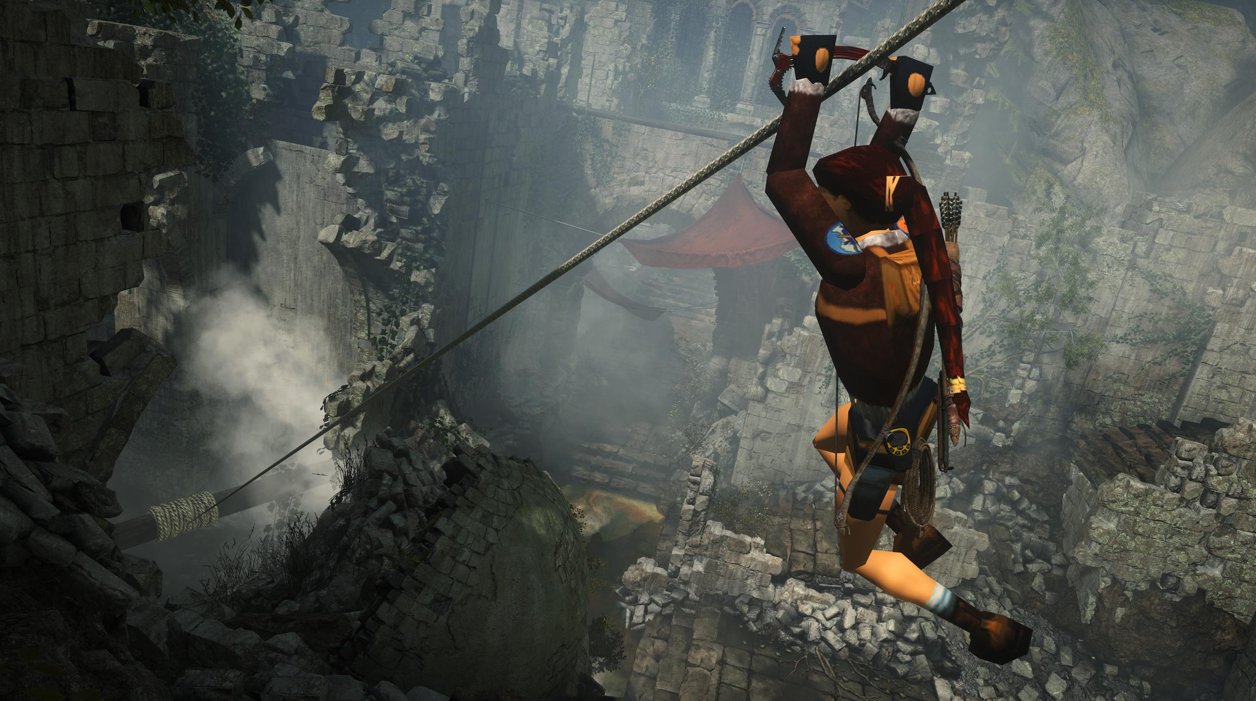 Take A Look At New Rise Of The Tomb Raider 20 Year Celebration