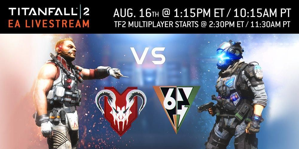 Titanfall 2's multiplayer will be shown at Gamescom