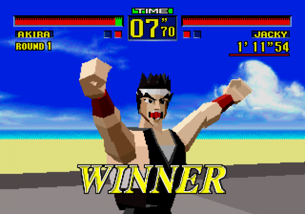 Sega renews trademark for Virtua Fighter - VG247