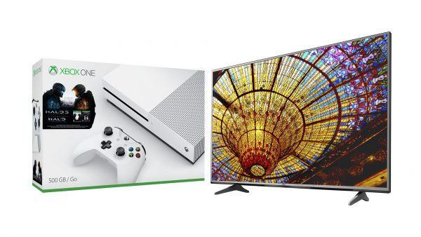Best Buy LG Xbox offer