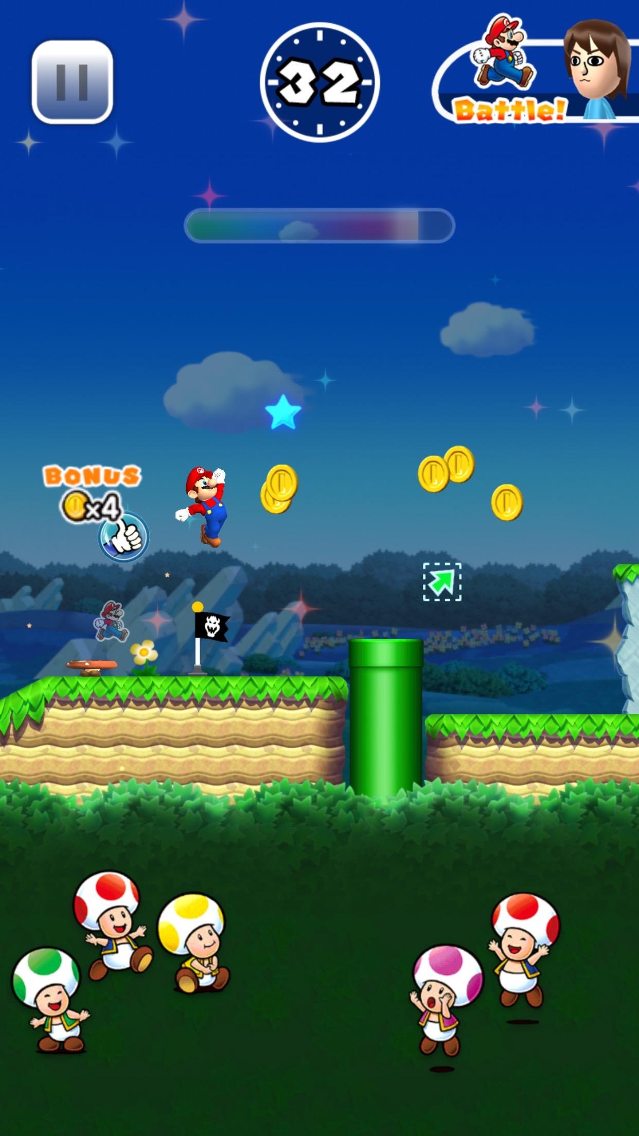 Super Mario Run rushes to iOS this holiday season - VG247