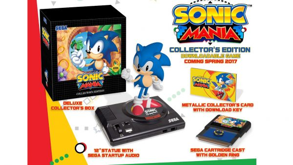 Sonic Mania Collectors