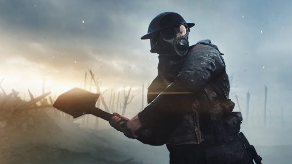 battlefield 1 melee weapons