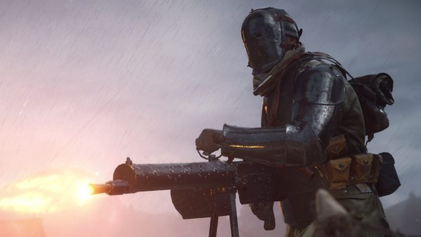 Battlefield 1 Frame Rate Drops to the 30s on PS4
