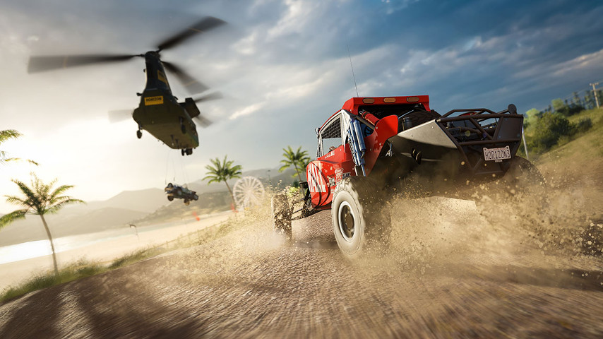Forza Horizon 3 review: a new visual benchmark for the Xbox One