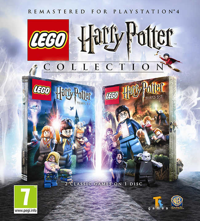 LEGO Harry Potter Collection brings all seven years of Hogwarts ...