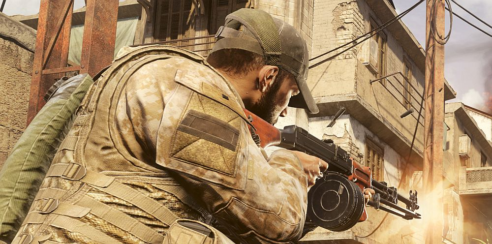 Call Of Duty 4 Modern Warfare Remastered Contains All 16 Original