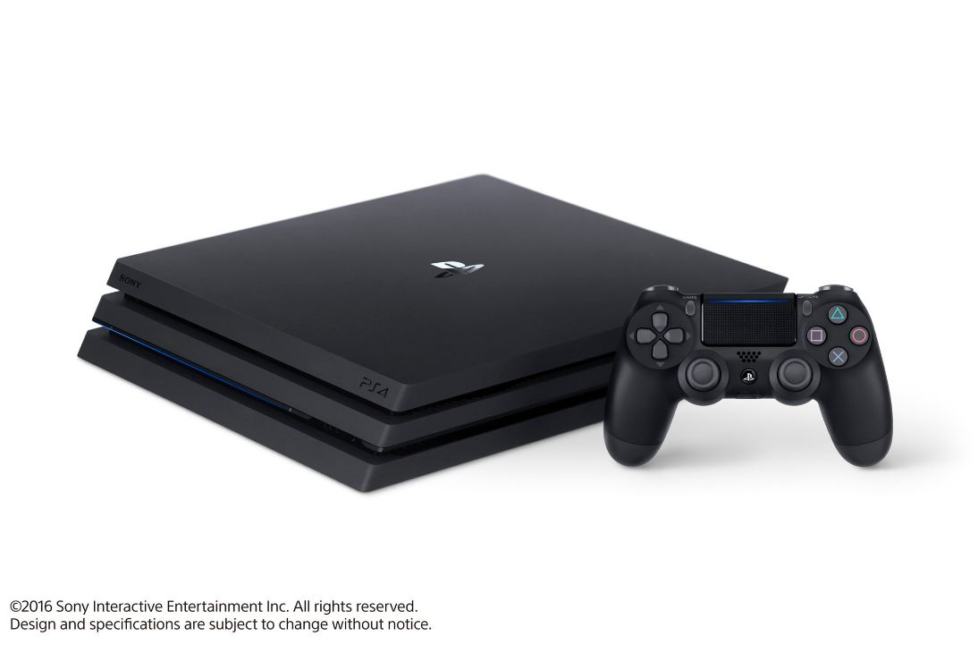 Playstation 4 Neo Finally Revealed To The World As Playstation 4 Pro