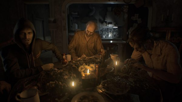 Resident Evil 7 Walkthrough Part 2 Family Escape And The Garage