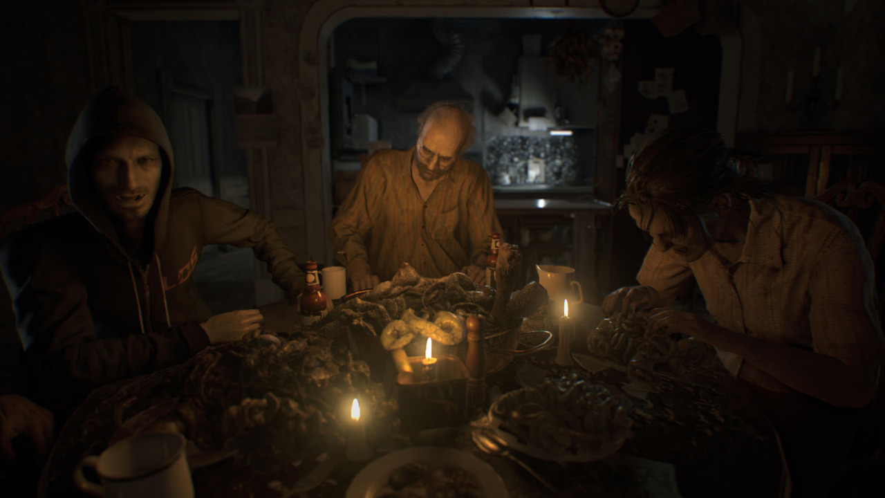 Resident Evil 7 walkthrough part 2: family, escape and the garage ...