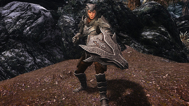 skyrim armour  sc 1 st  VG247.com & Skyrim\u0027s best armour: light and heavy sets plus low or no armour ...