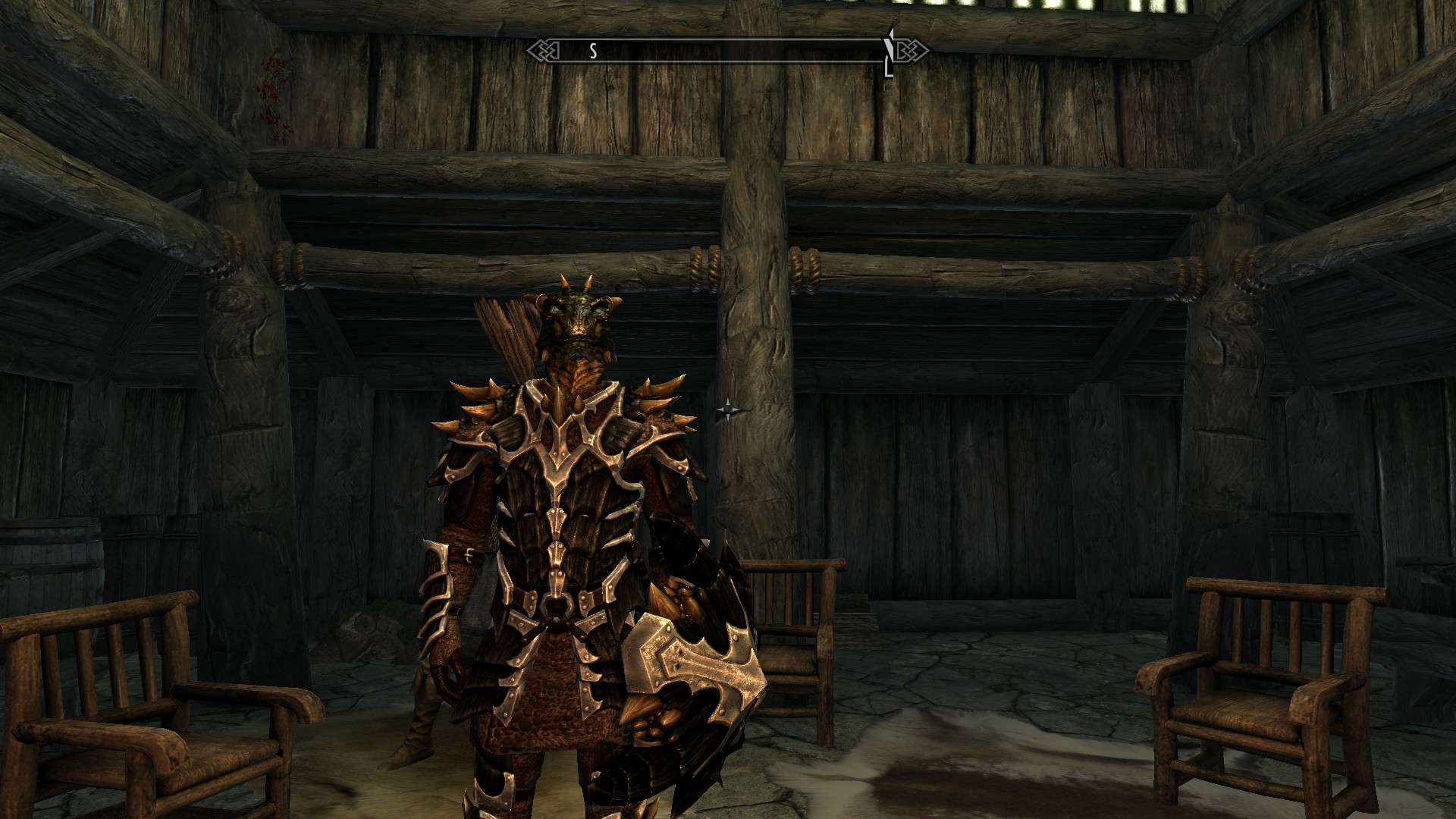 skyrim dragonscale armour