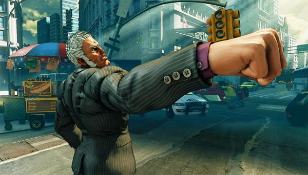 street fighter 5 Urien