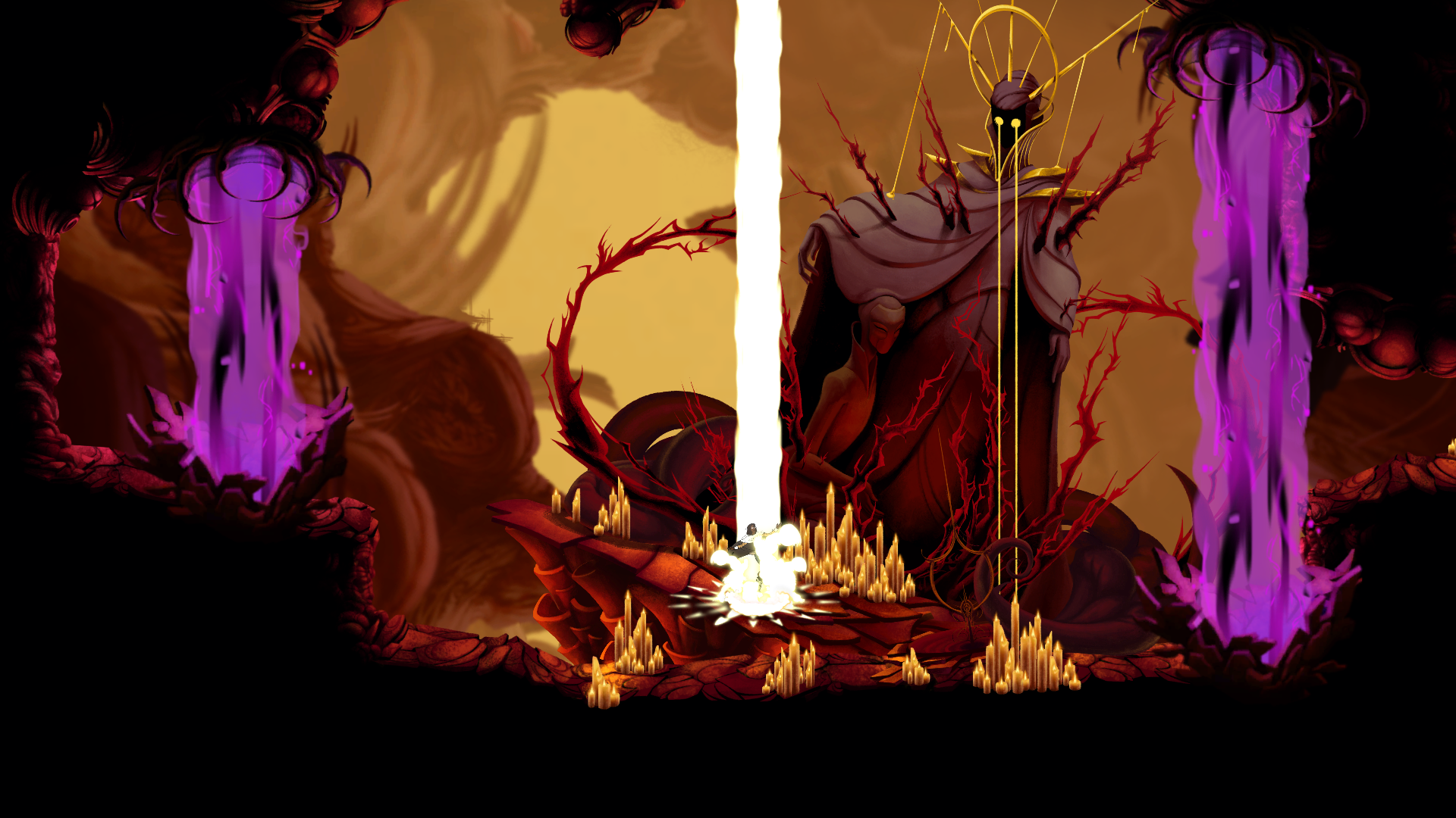 Sundered has a release and the devs are celebrating by giving you Jotun for free