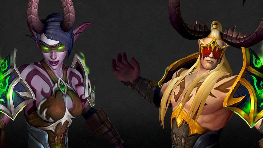 World of Warcraft Legion hotfix