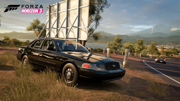 2010 Ford Crown Victoria Police Interceptor Forza Horizon 3