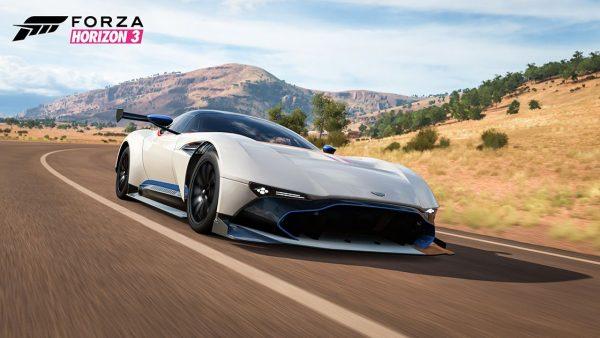 2016 Aston Martin Vulcan Forza Horizon 3