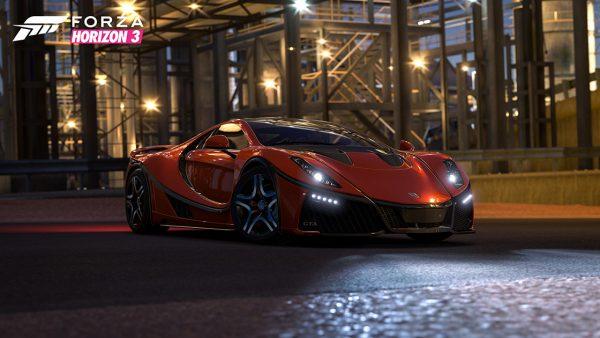 2016 GTA Spano Forza Horizon 3
