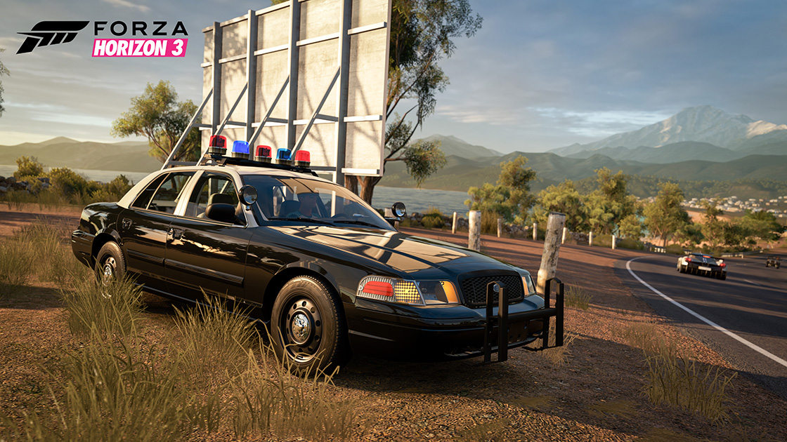 Forza Horizon 3 Patch Update