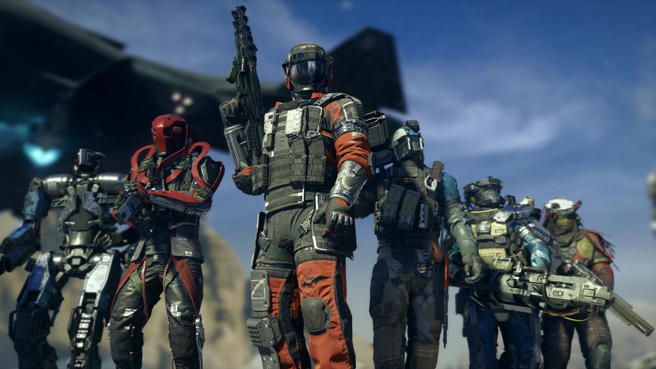 Details on Infinite Warfare Prestige