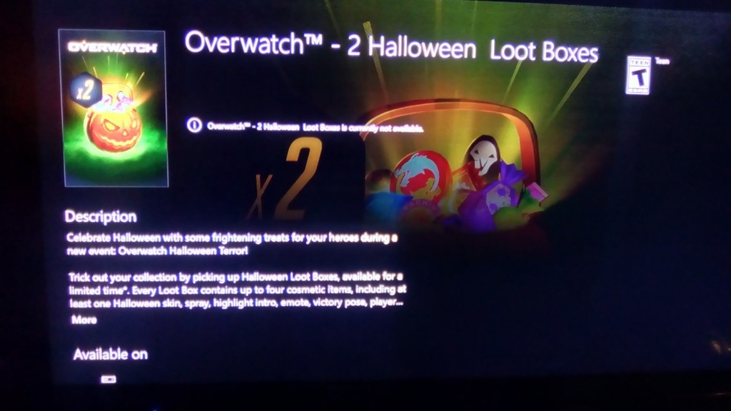 overwatch halloween terror event leak