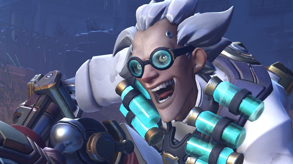Overwatch: you get 50 percent more frames-per-second in the