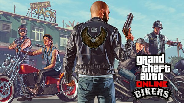 GTA Online Bikers DLC: how to form a motorcycle club, do