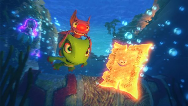 Yooka-Laylee is still on its way to Switch