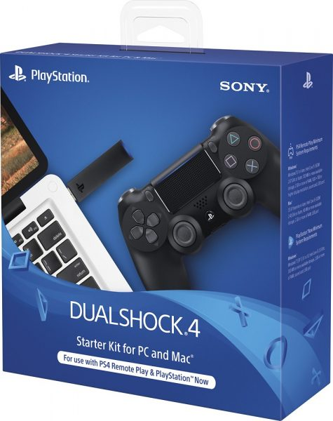 dual shock adapter