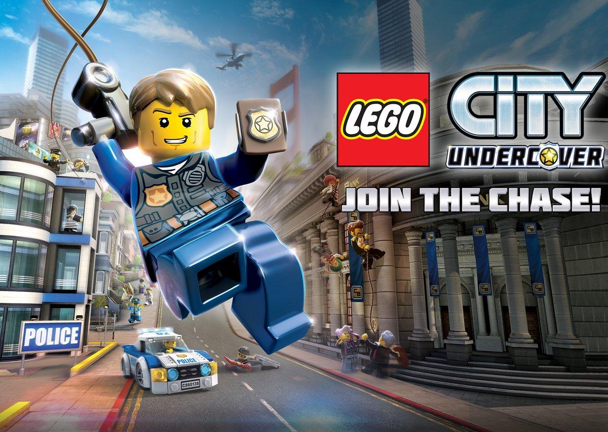 Bilderesultat for lego city undercover