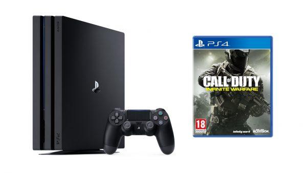 PS4 Pro COD