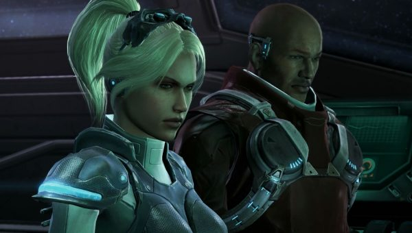 StarCraft 2 - final Nova Mission out this month, Alexi