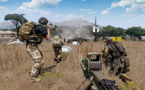 Is Project Argo basically casual Arma 3? - VG247