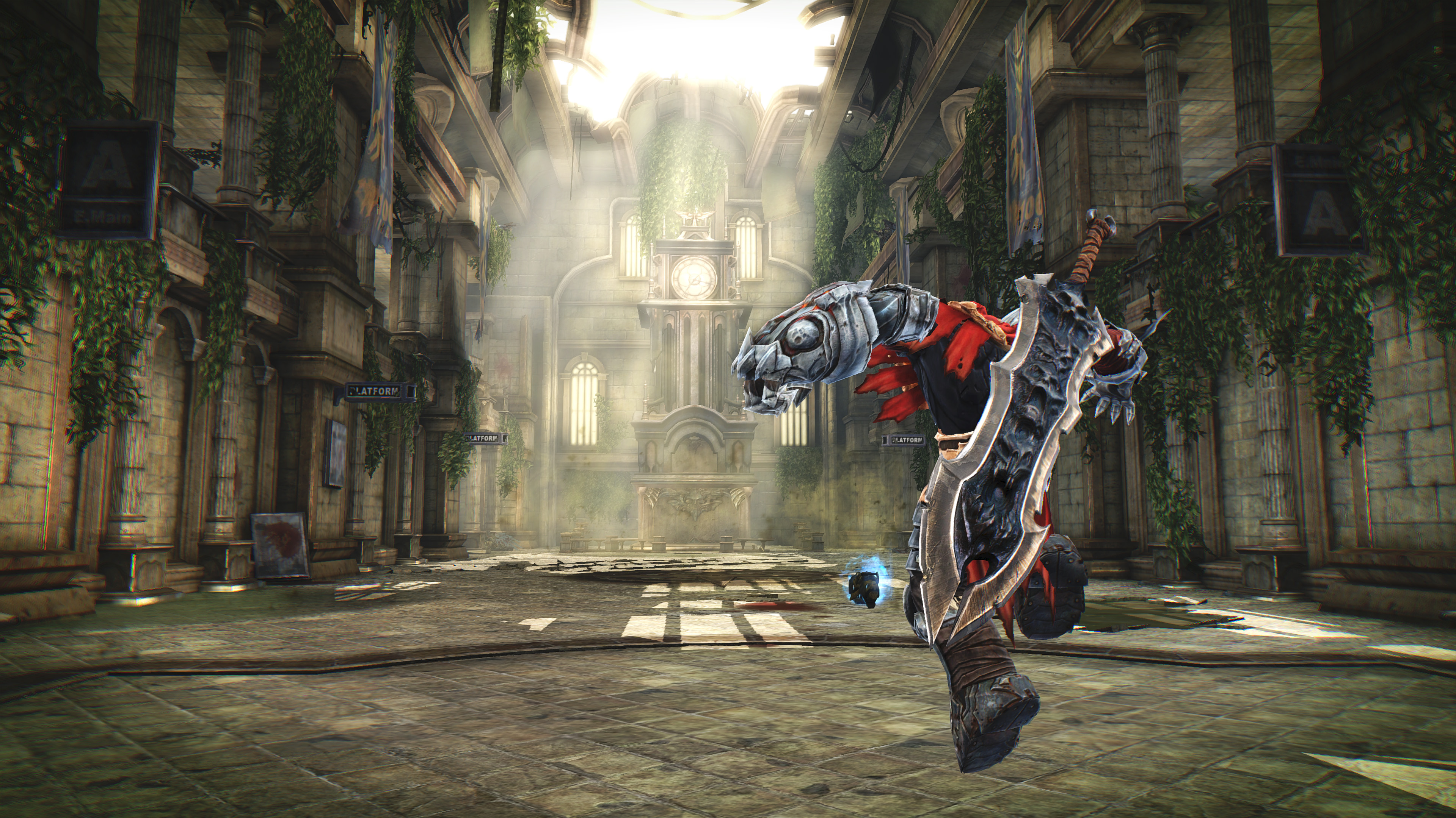 Darksiders Warmastered Edition will support 4K on PS4 Pro and PC