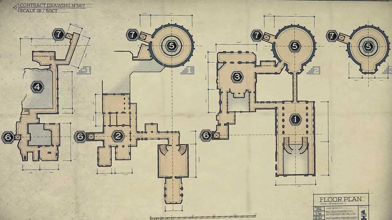 Dishonored 2 M04 The Clockwork Mansion Part 2 Clockwork Mansion