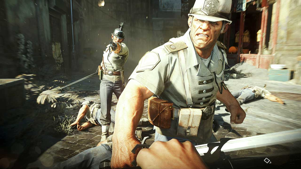 Use this Dishonored 2 trick to nullify fall damage - VG247