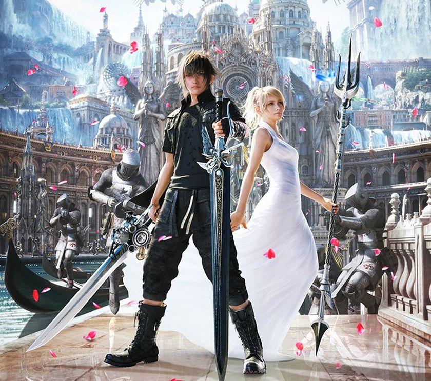 скачать игру через торрент Final Fantasy 15 img-1