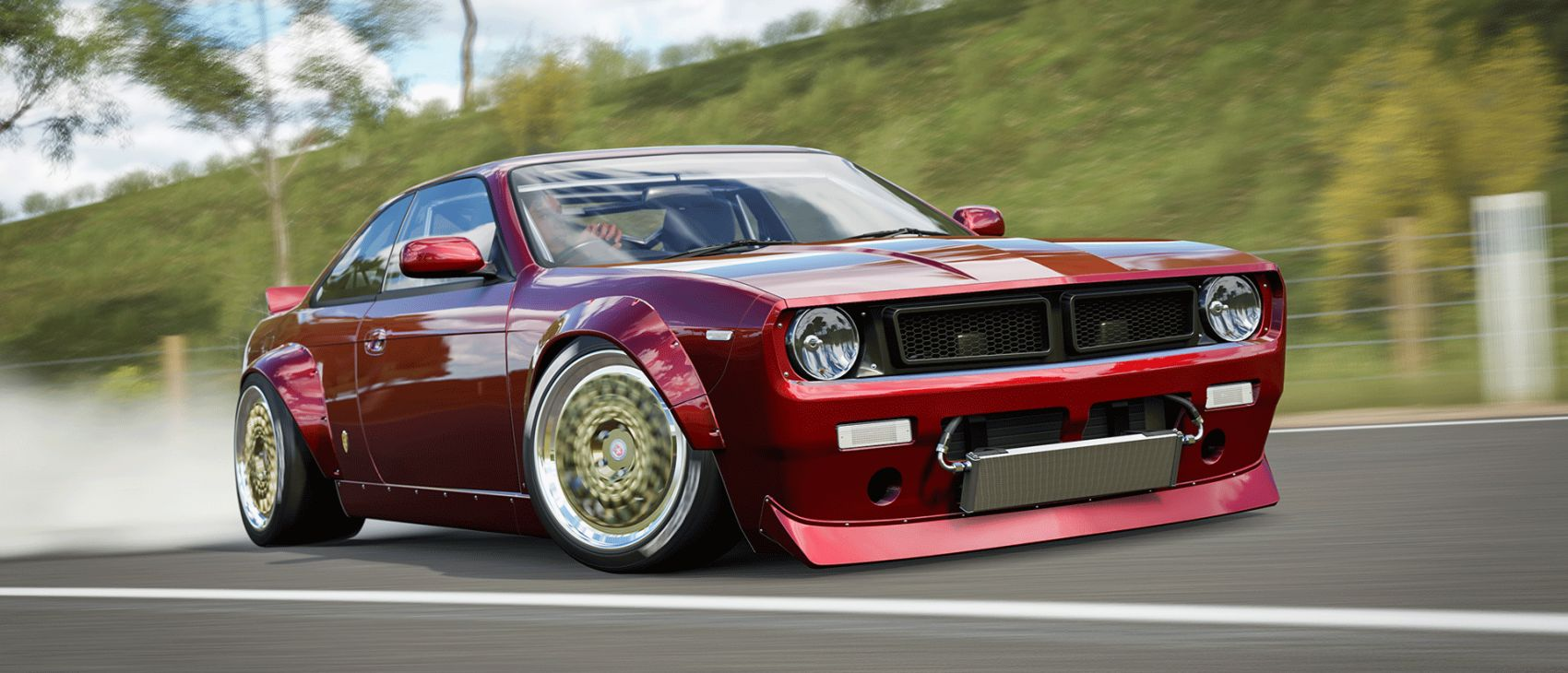 Alpinestars Car Pack brings seven new cars to Forza Horizon 3, and