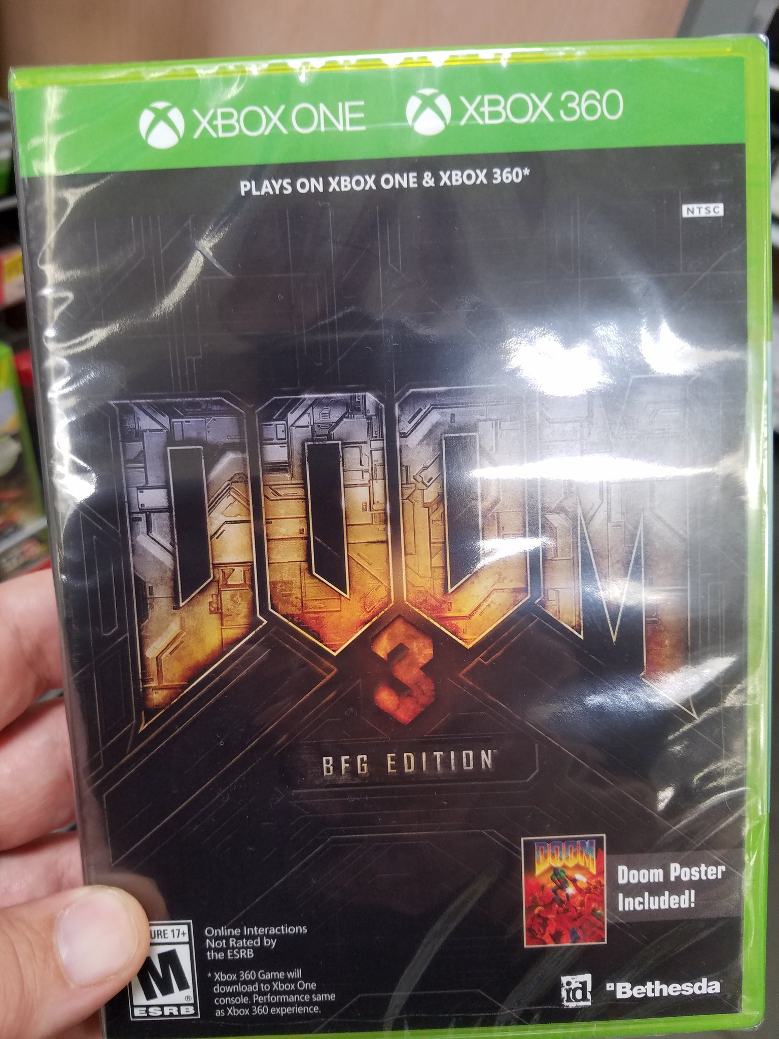 Xbox 360 Backwards Compatible Games Are Getting Reprinted Sold At