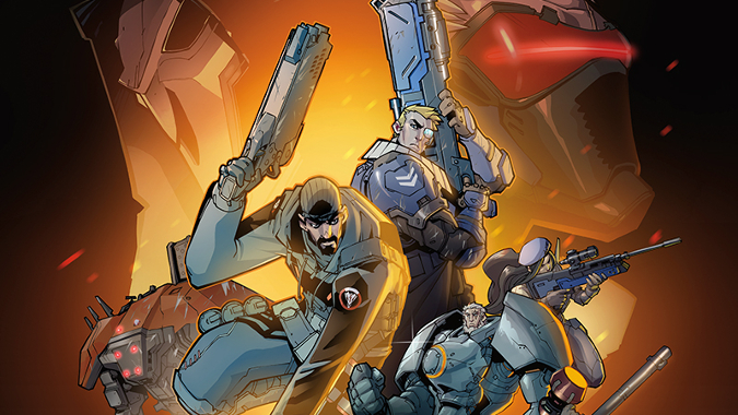 overwatch graphic novel