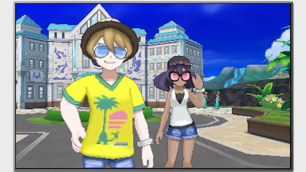 Pokemon Sun & Moon Walkthrough Part 7: Heahea City, Route 4, Paniola