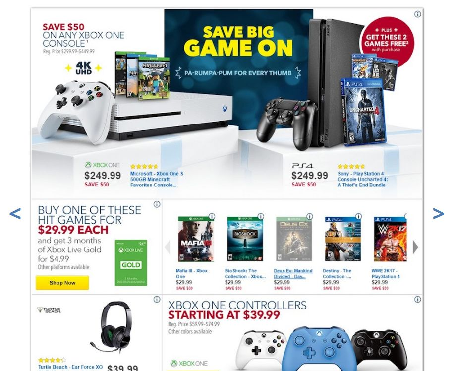 152c4acf71 Best Buy Black Friday 2016 deals  Destiny  The Collection
