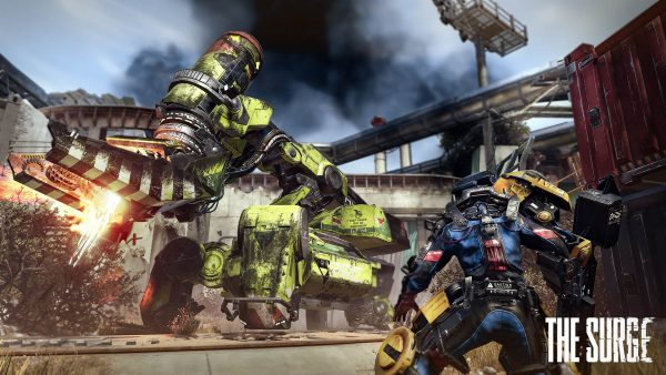 The Surge PS4 Pro help offers you the selection between 4K30