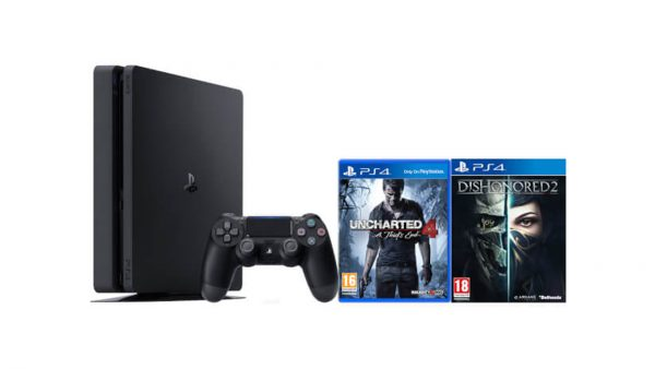 PS4 Dishonored UC4