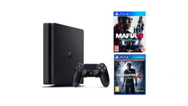 PS4 Uncharted Mafia