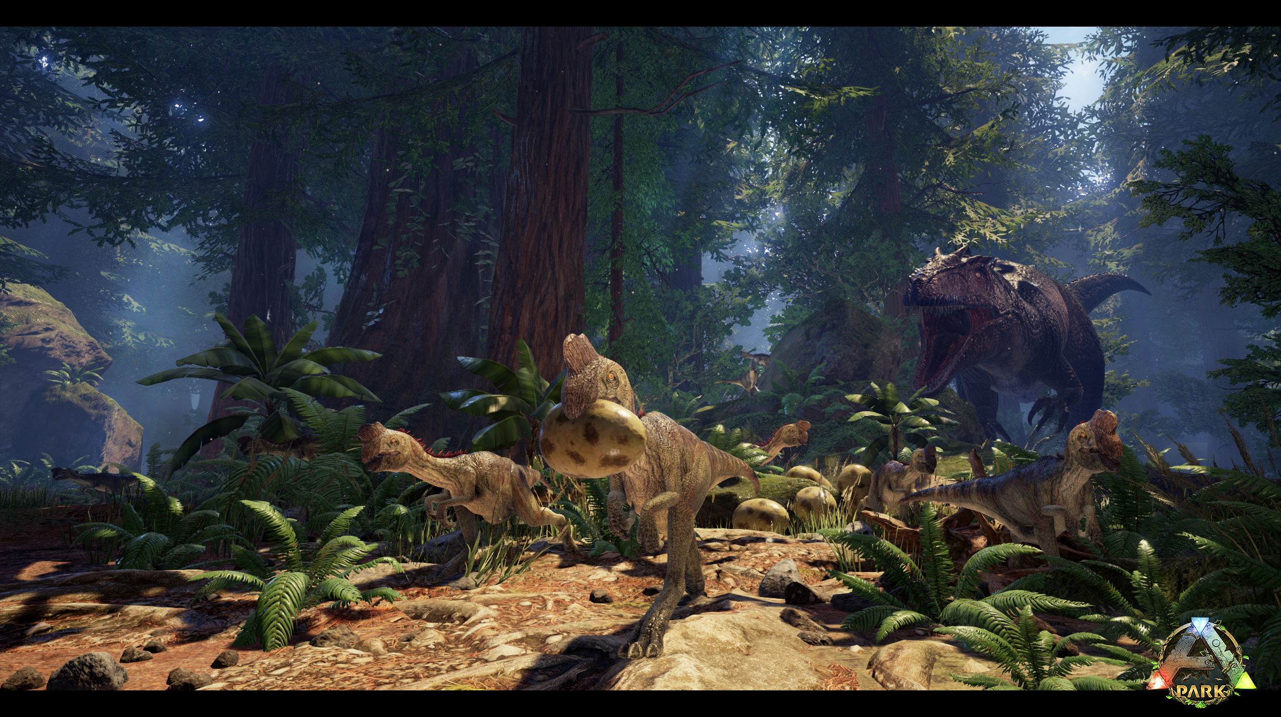 ARK: Survival Evolved Gets VR Tie