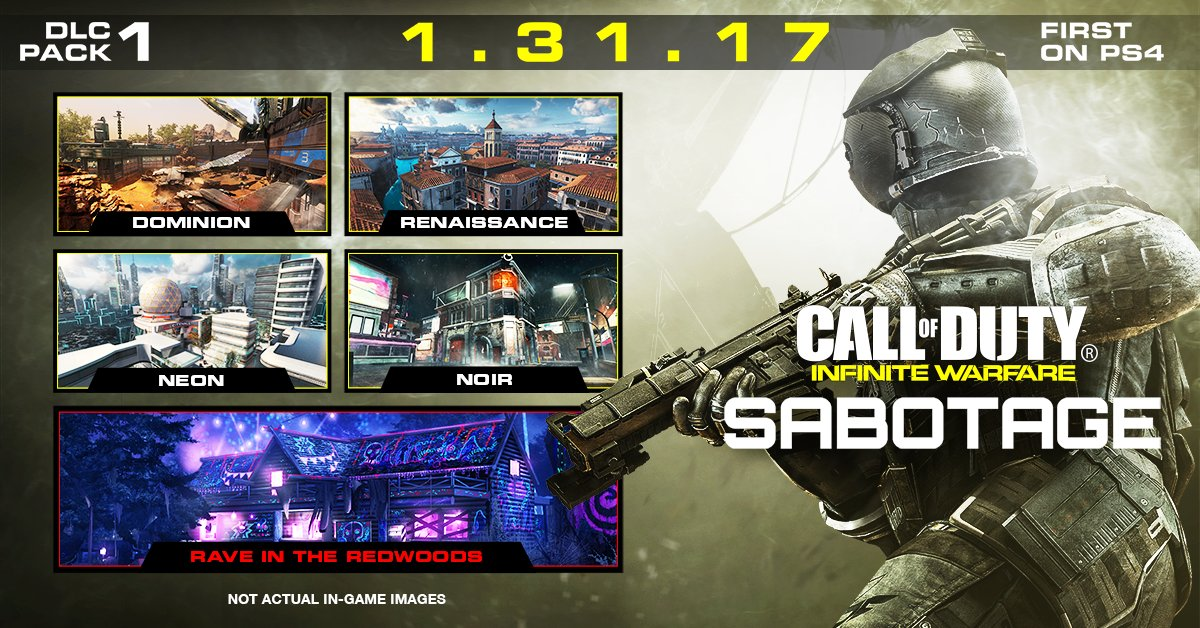 Call Of Duty New Zombie Map on