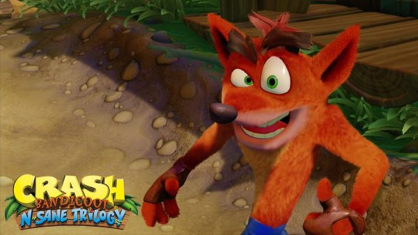 Crash Bandicoot N. Sane Trilogy Listed On Xbox One At UK Retailer