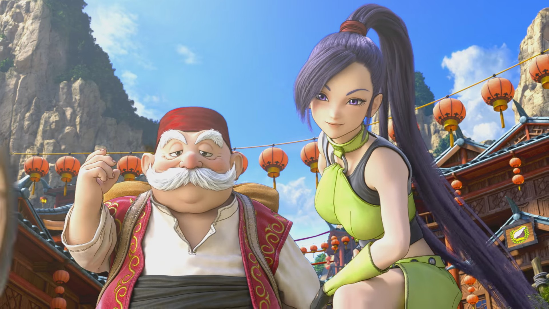 Image result for dragon quest x ps4 1920x1080